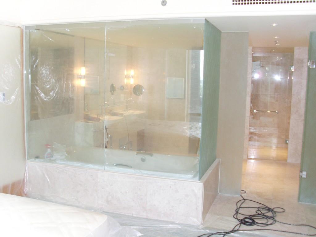 kras verwijderen uit glas